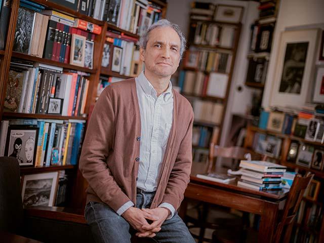 Julio Paredes Castro, editor Universidad de los Andes