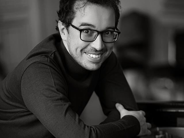 Mauricio Arias-Esguerra, profesor del Departamento de Música de Uniandes