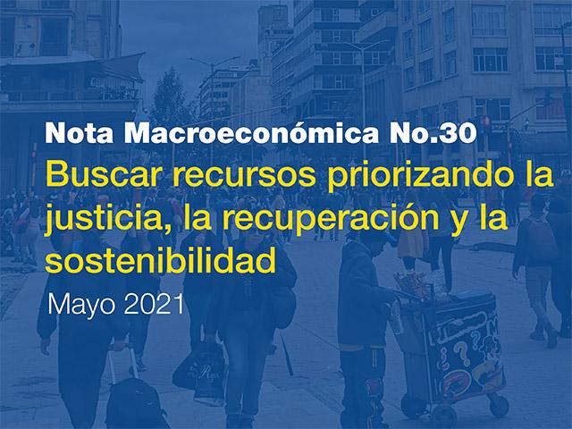 Nota Macroeconómica 30