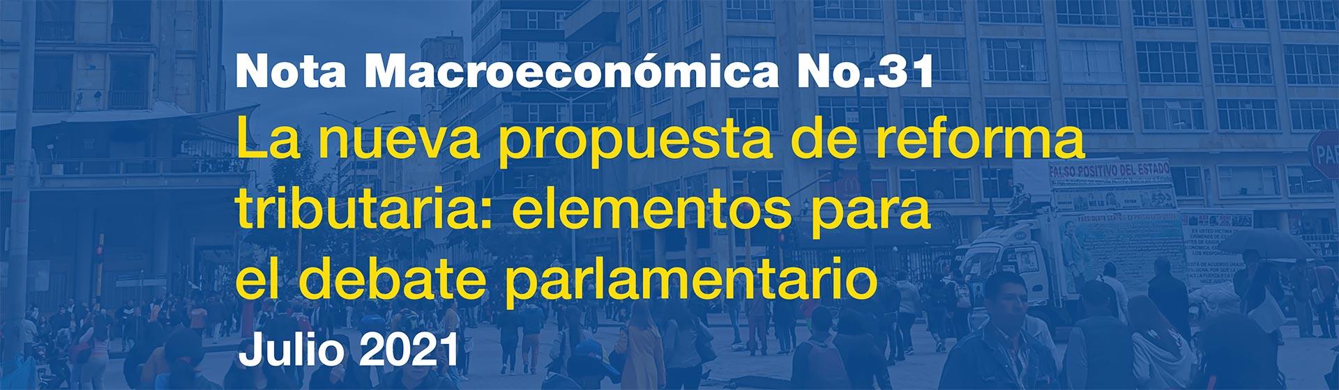 Nota Macroeconómica 31