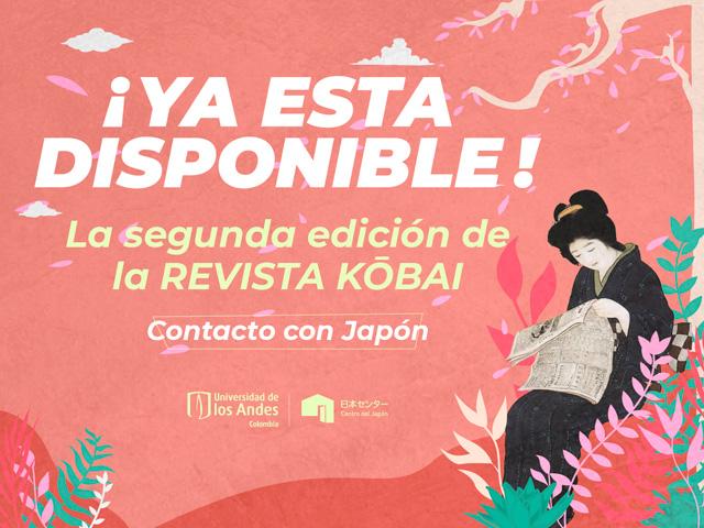 Revista Kōbai | Contacto con Japón Centro del Japón Uniandes
