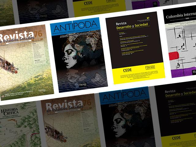 Collage de Revistas Uniandes