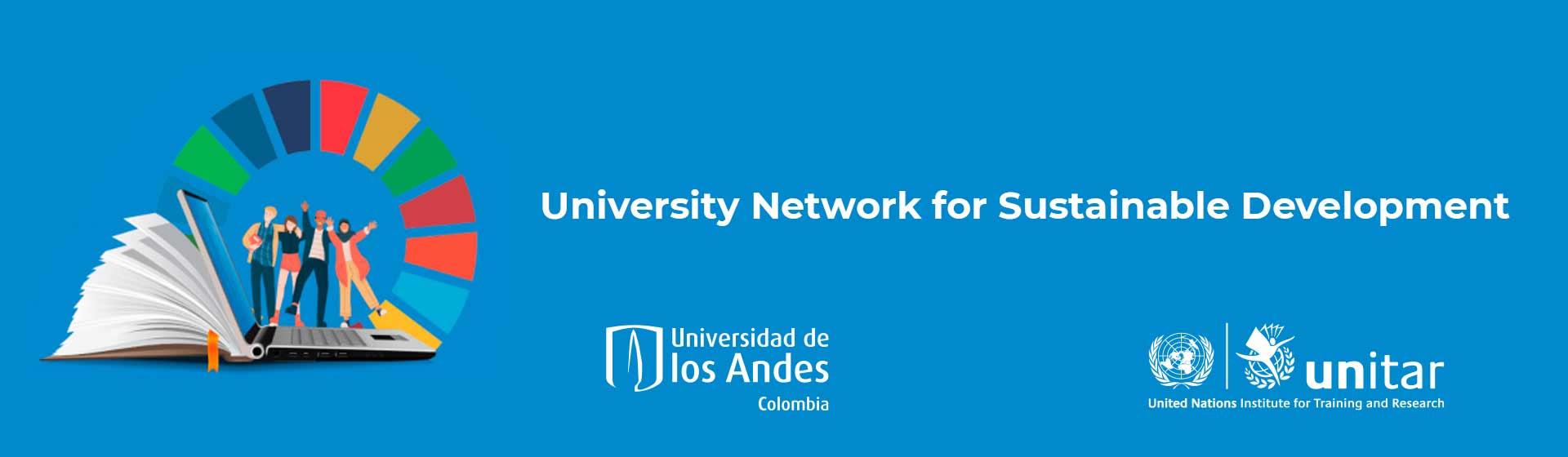 Uniandes parte de la Red Universitaria para el Desarrollo Sostenible   Unitar
